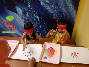 Daycare preschool full time bandung timur 1