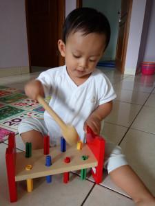 pengenalan pada musik pada anak